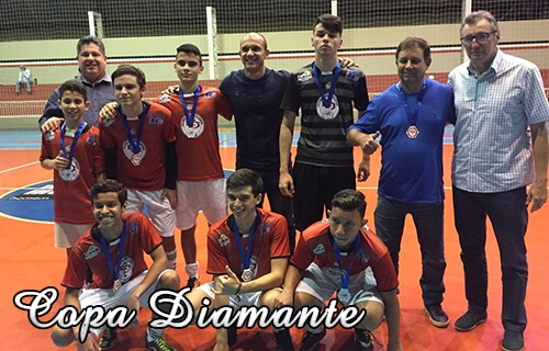 Copa Futsal Menor - Cat. Diamante